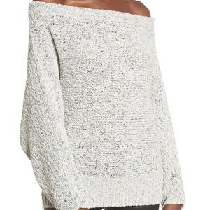 Nordstrom B.P. - Textured Off the Shoulder Sweater